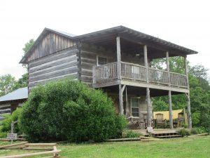 Headquarters of Cavender Creek Winery