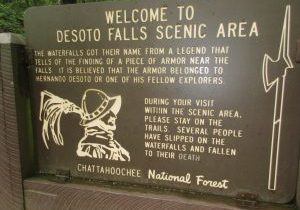 DeSoto The legend and the warning