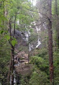 Photo Duke's Creek Falls